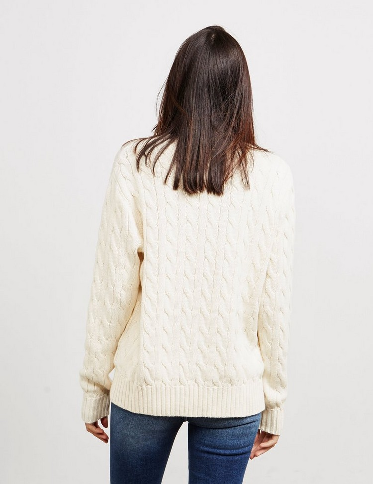 Polo Ralph Lauren Heart Knit Jumper