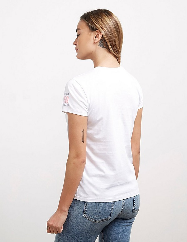 Polo Ralph Lauren NYC Flag Short Sleeve T-Shirt