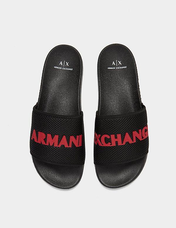 Armani Exchange Slides