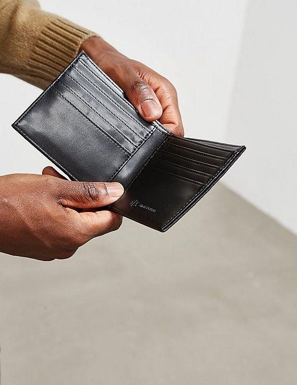 Armani Exchange Large Logo Wallet