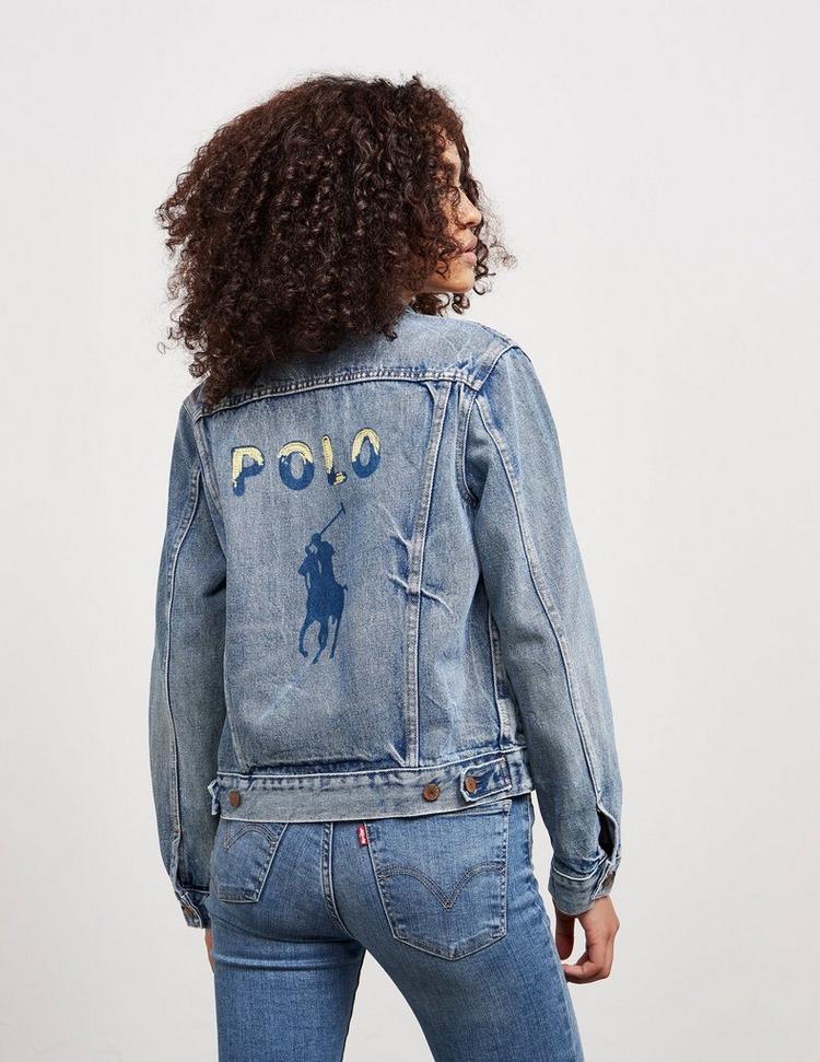 Polo Ralph Lauren Trucker Jacket