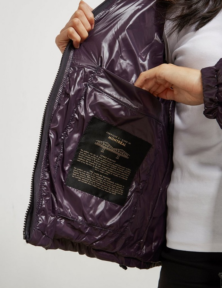 Kanuk Stud Hooded Padded Jacket
