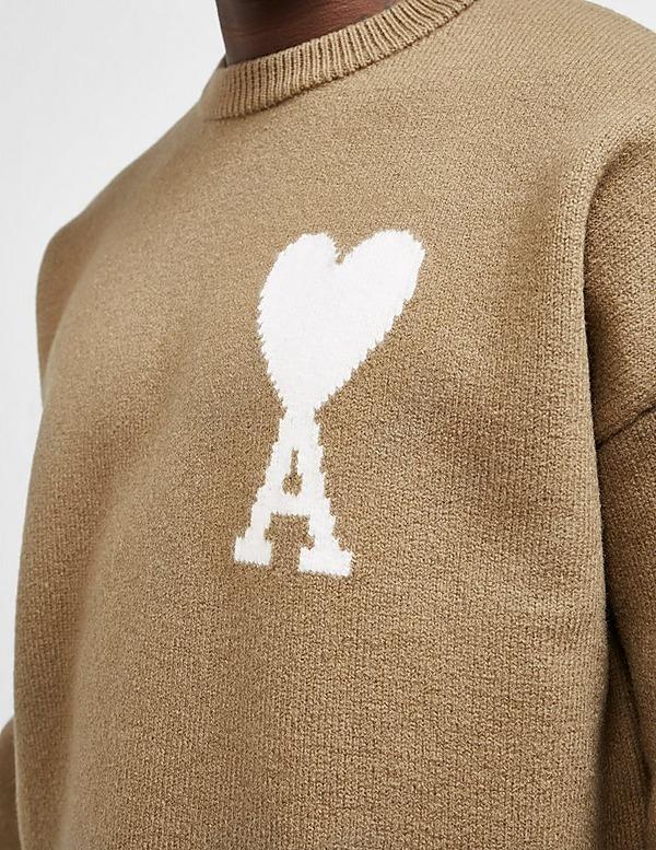 AMI Paris Knit Jumper