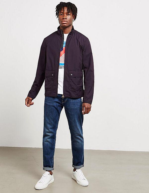 Barbour International Farleigh Lightweight Casual Jacket