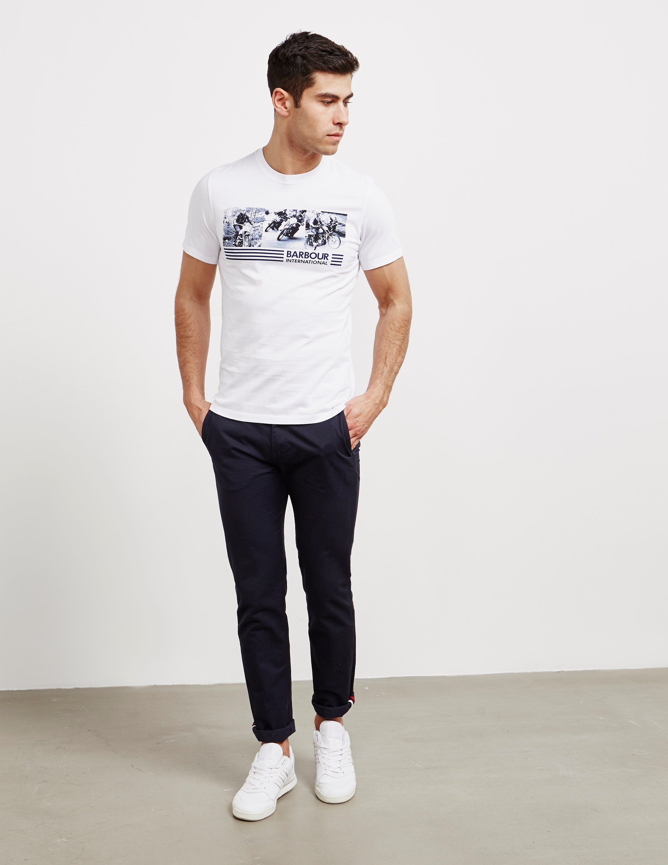 Barbour International Comp Short Sleeve T-Shirt