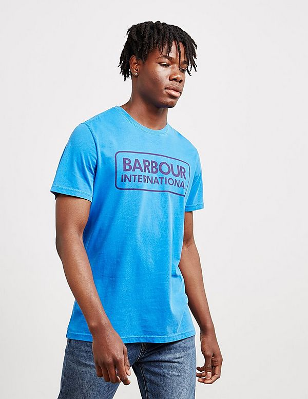 Barbour International Kit Pigment Short Sleeve T-Shirt