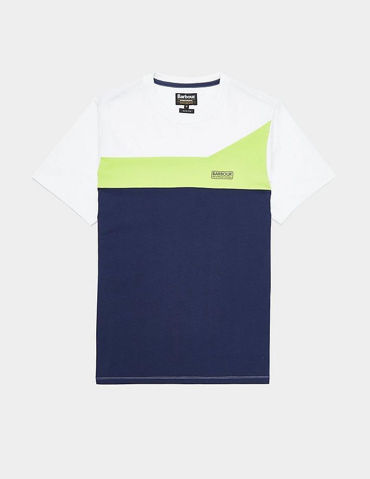 Barbour International Steering Short Sleeve T-Shirt