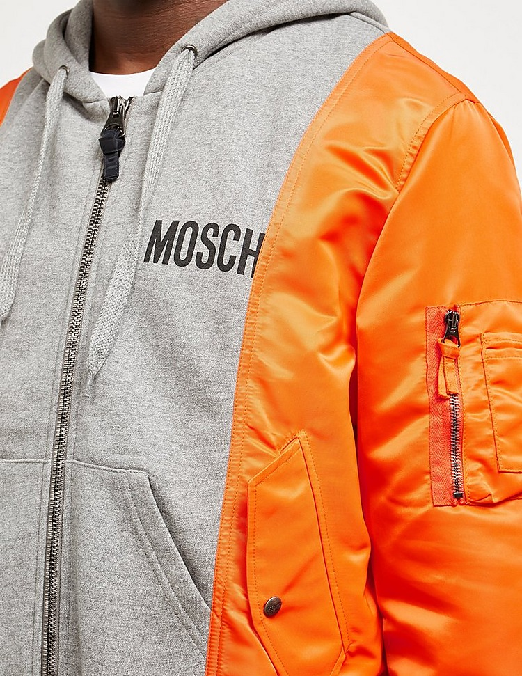 Moschino Cut & Shut Jacket