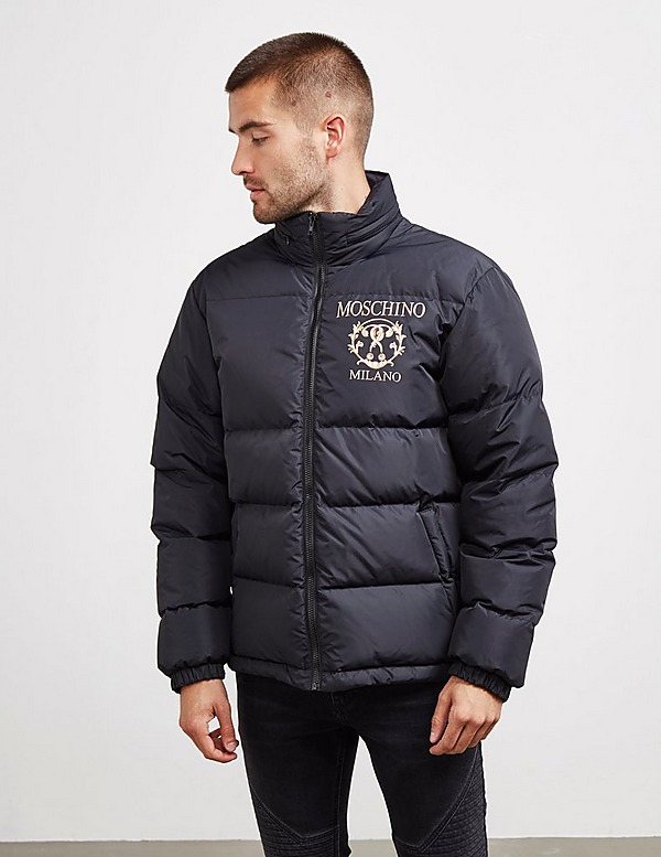 Moschino Milano Quilted Jacket