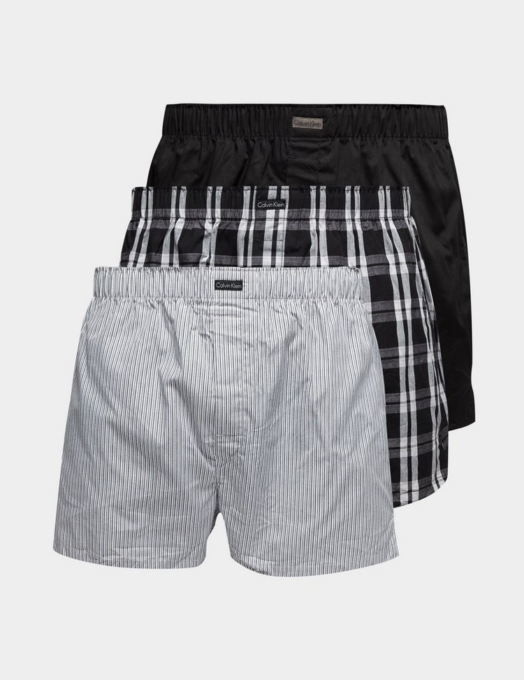 Calvin Klein 3-Pack Trunks