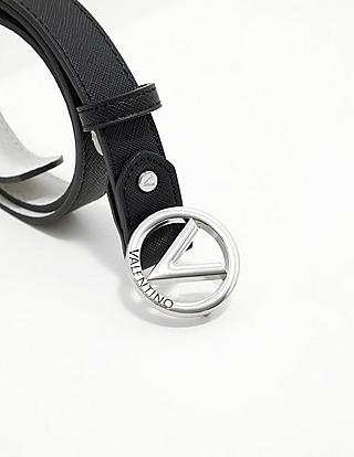 Valentino by Mario Valentino Round Belt