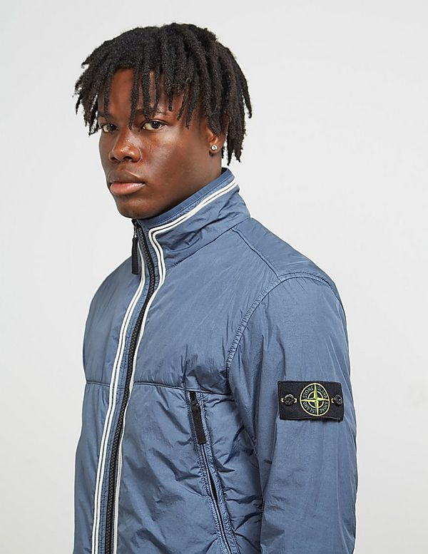 Stone Island Garment Dyed Fun Jacket
