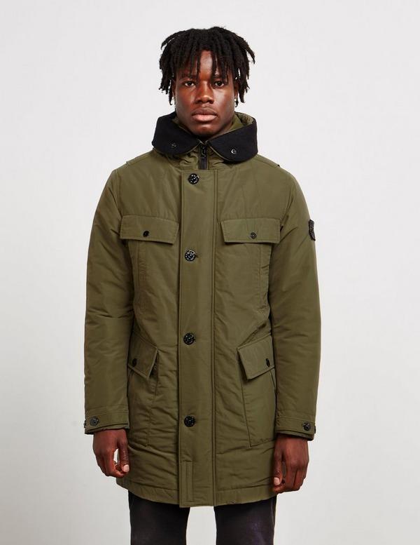 Stone Island Long Jacket