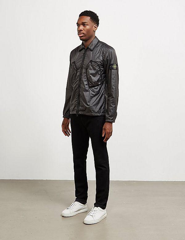 Stone Island Pocket Long Sleeve Shirt