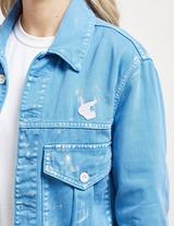 Vivienne Westwood Anglomania Orb Denim Jacket