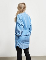 Vivienne Westwood Anglomania Orb Long Denim Long Sleeve Shirt