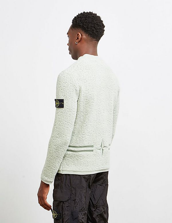 Stone Island Chenille Knitted Jumper