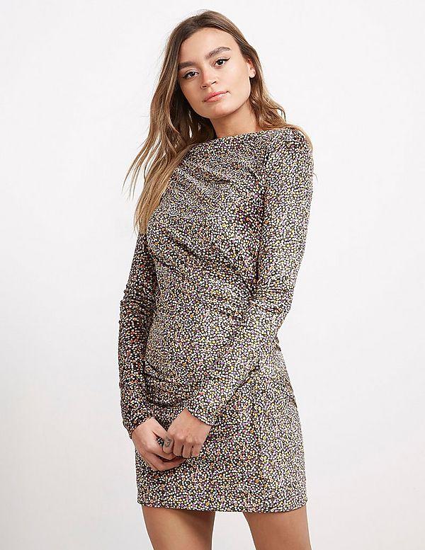 Vivienne Westwood Anglomania Taxa Mini Dress