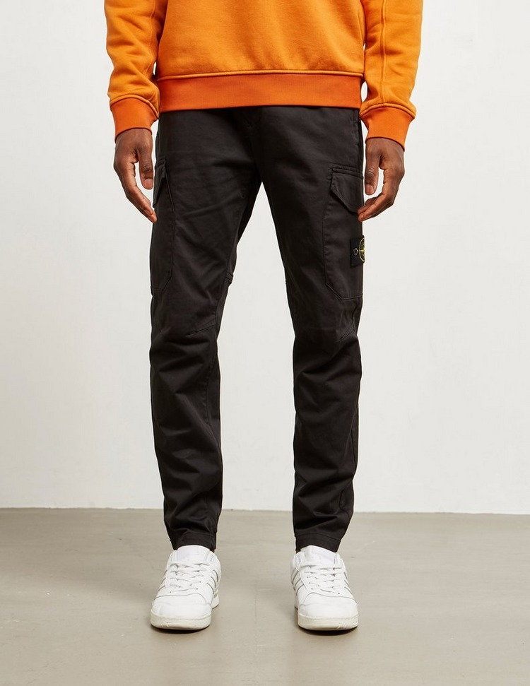 Stone Island Badge Cargo Pants