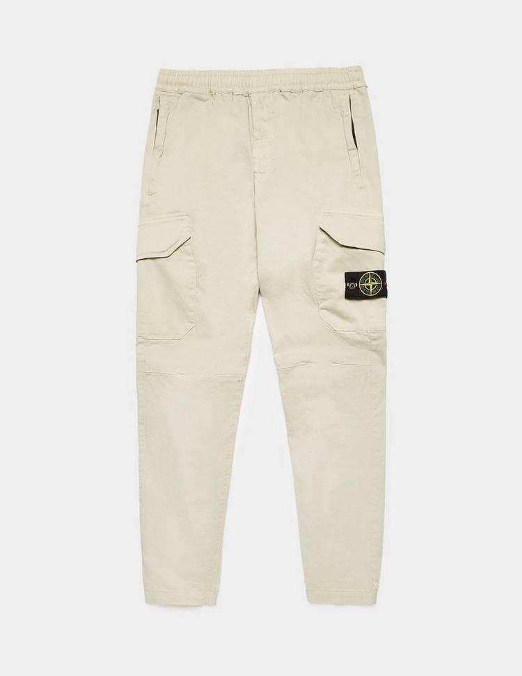 Stone Island Badge Cargo Pants