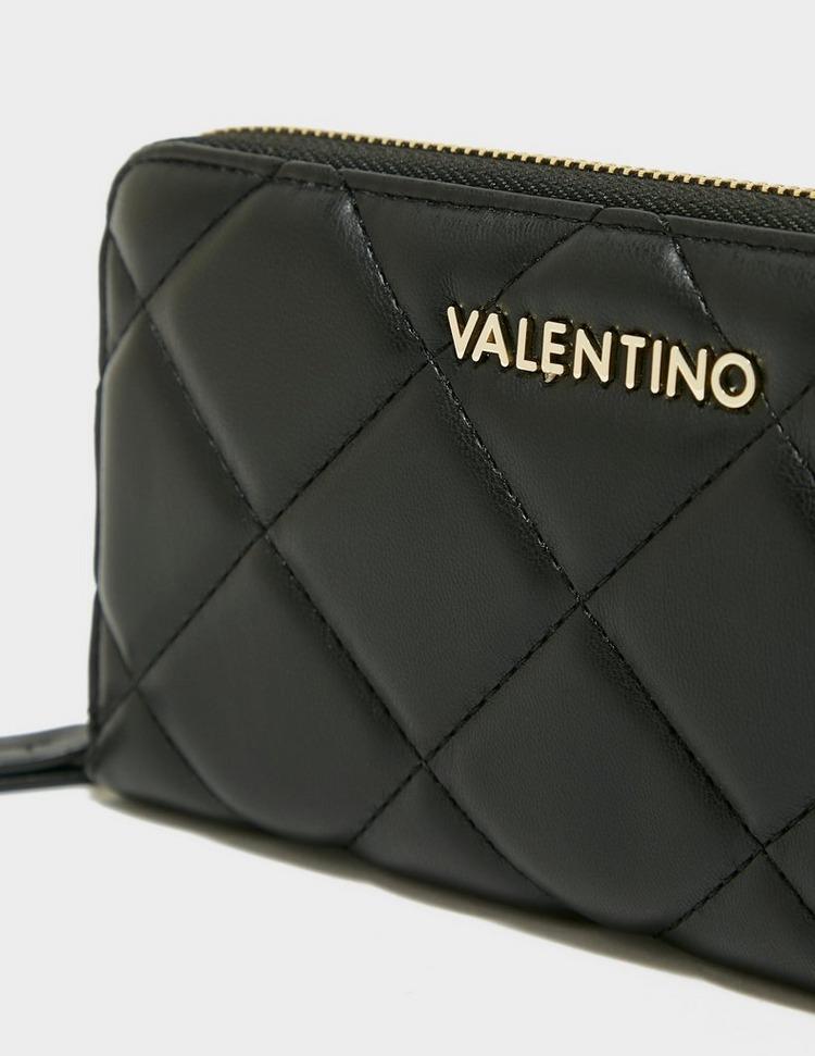 Valentino by Mario Valentino Ocarina Zip Around Purse