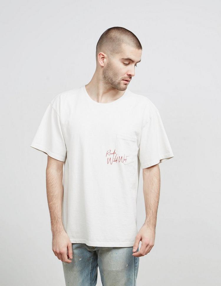 RHUDE Wild West Short Sleeve T-Shirt