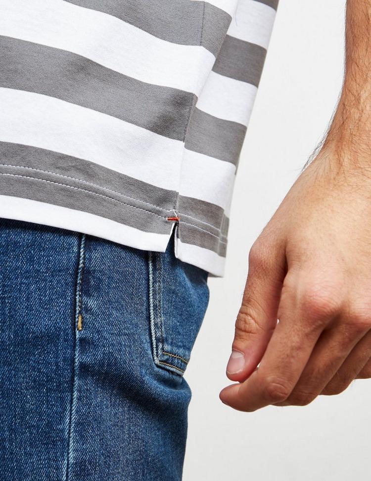 Missoni Broken Stripe Short Sleeve T-Shirt