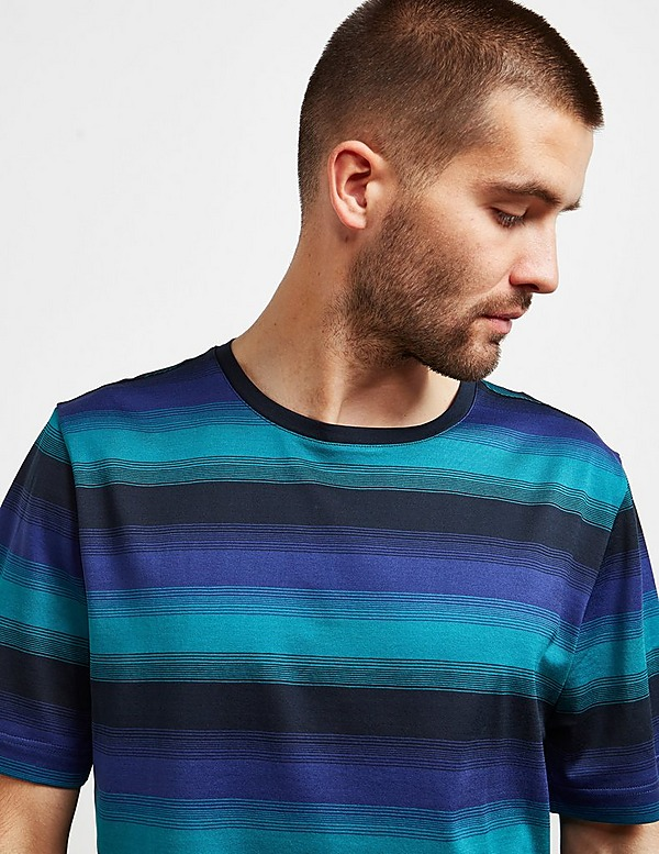 Missoni Grade Stripe Short Sleeve T-Shirt