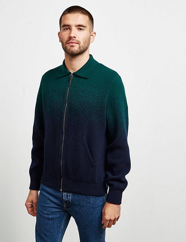 Missoni Grade Zip Knit Sweatshirt