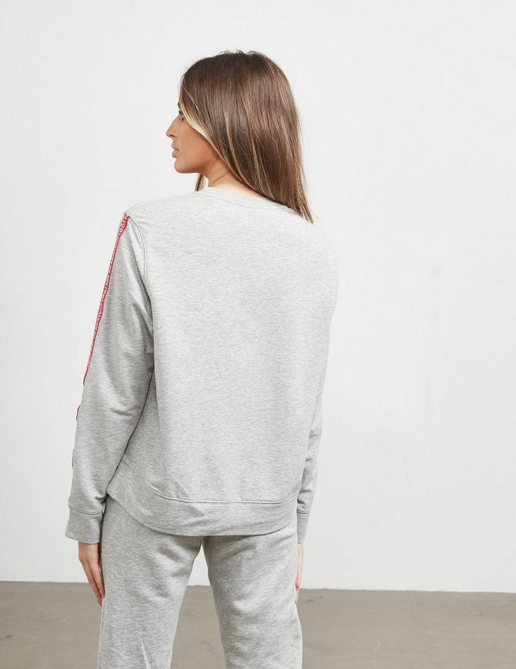 Calvin Klein Underwear Repeat Logo Crew Sweatshirt