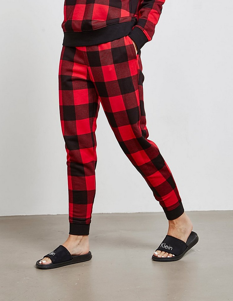 Calvin Klein Checked Lounge Pants