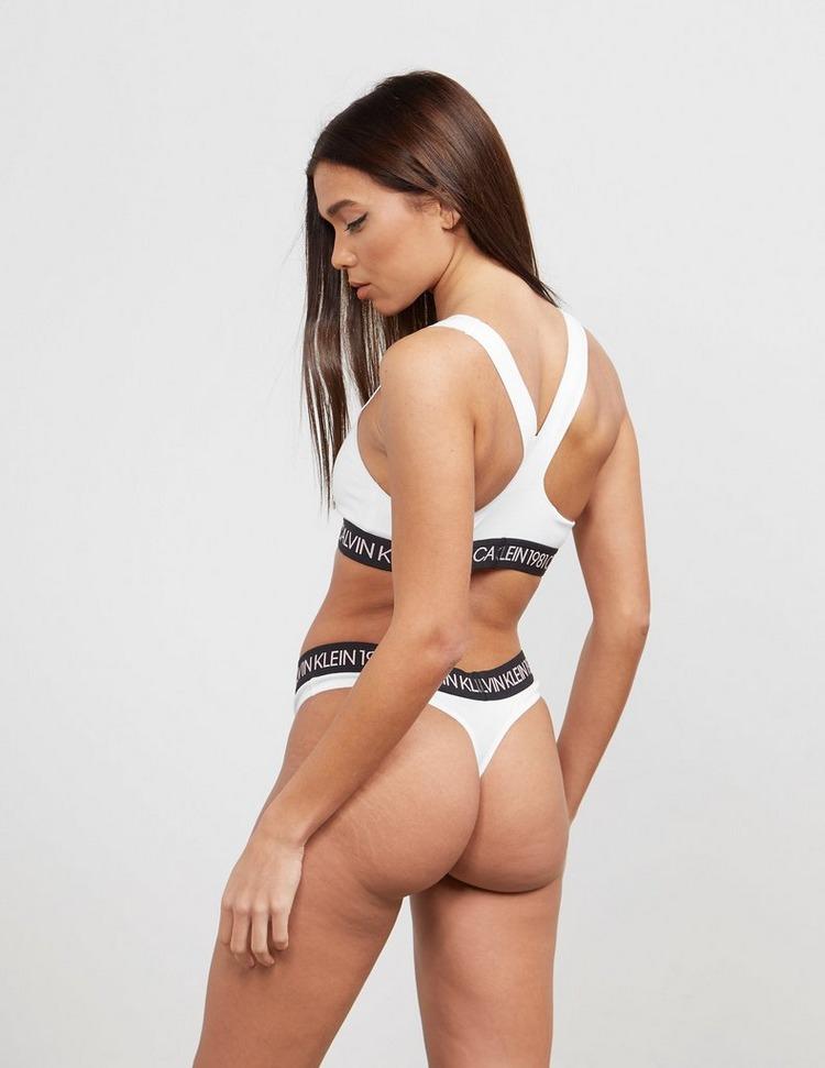 Calvin Klein Underwear Repeat Logo Thong