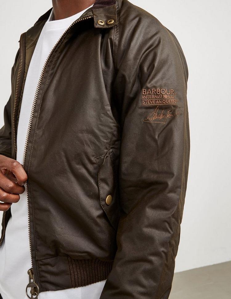 Barbour International Steve McQueen Waxed Jacket