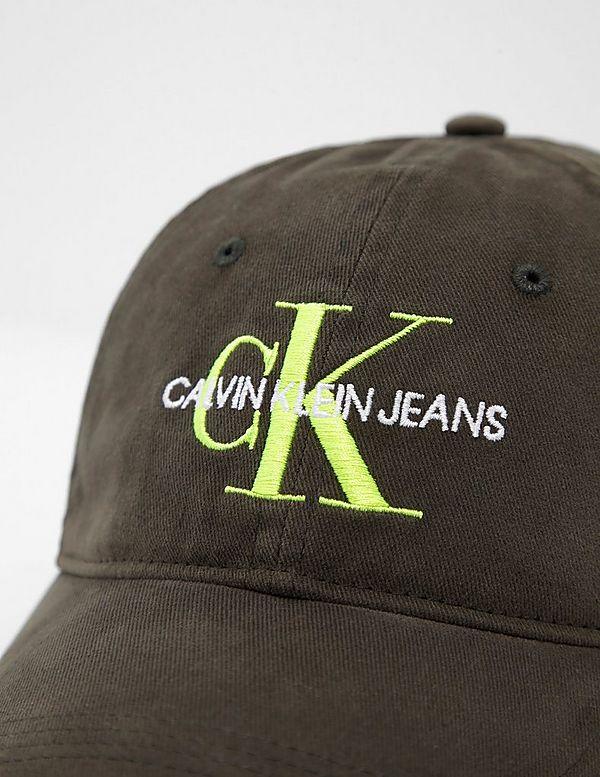 Calvin Klein Embroidered Jeans Logo Cap