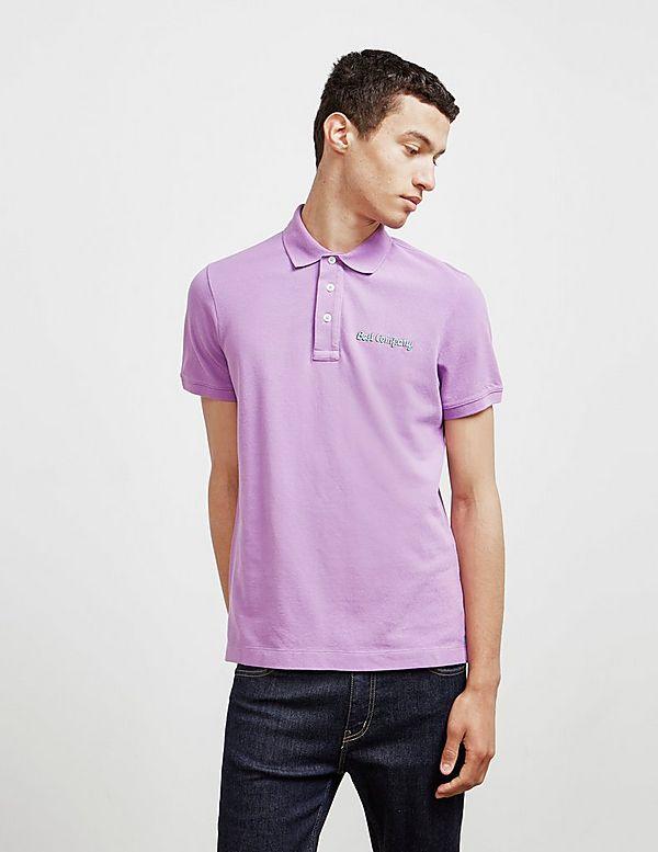 08300830f Best Company Pique Short Sleeve Polo Shirt | Tessuti