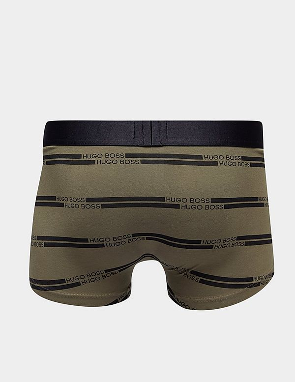 BOSS All Over Logo Boxer Shorts