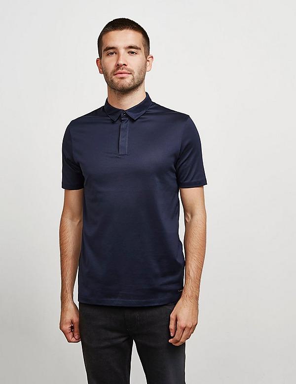 HUGO Dhenz Pim Short Sleeve Polo Shirt