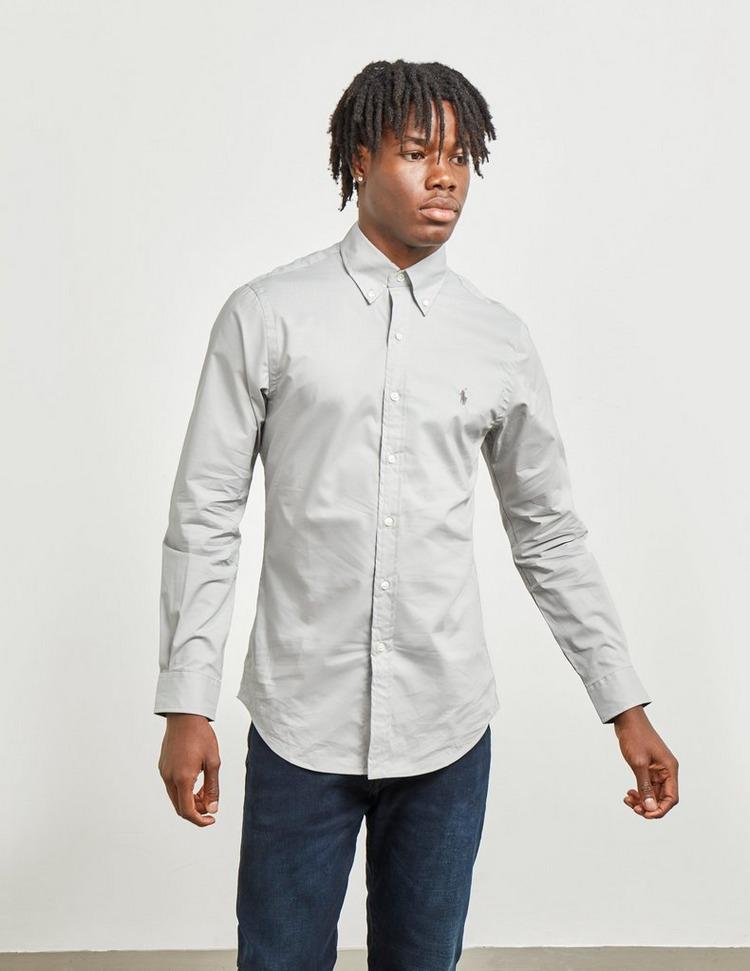 Polo Ralph Lauren Poplin Long Sleeve Shirt