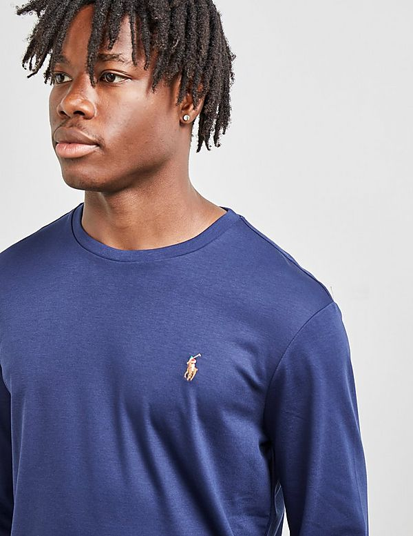 Polo Ralph Lauren Pima Long Sleeve T-Shirt