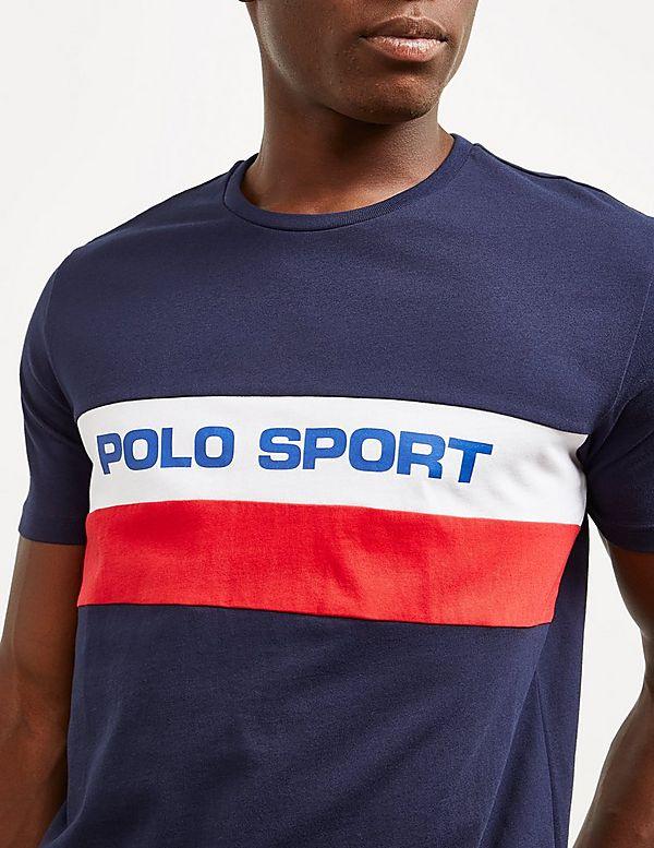 Polo Ralph Lauren Sport Block Short Sleeve T-Shirt