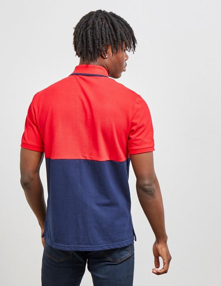 Polo Ralph Lauren Sport Block Short Sleeve Polo Shirt