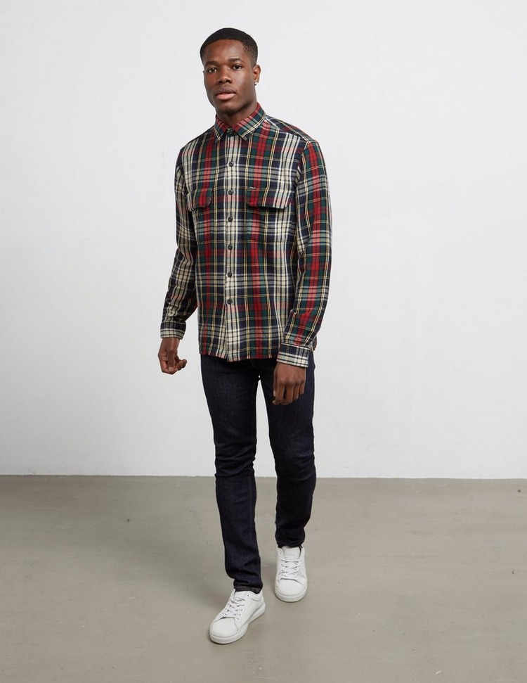 Polo Ralph Lauren Check Camp Long Sleeve Shirt