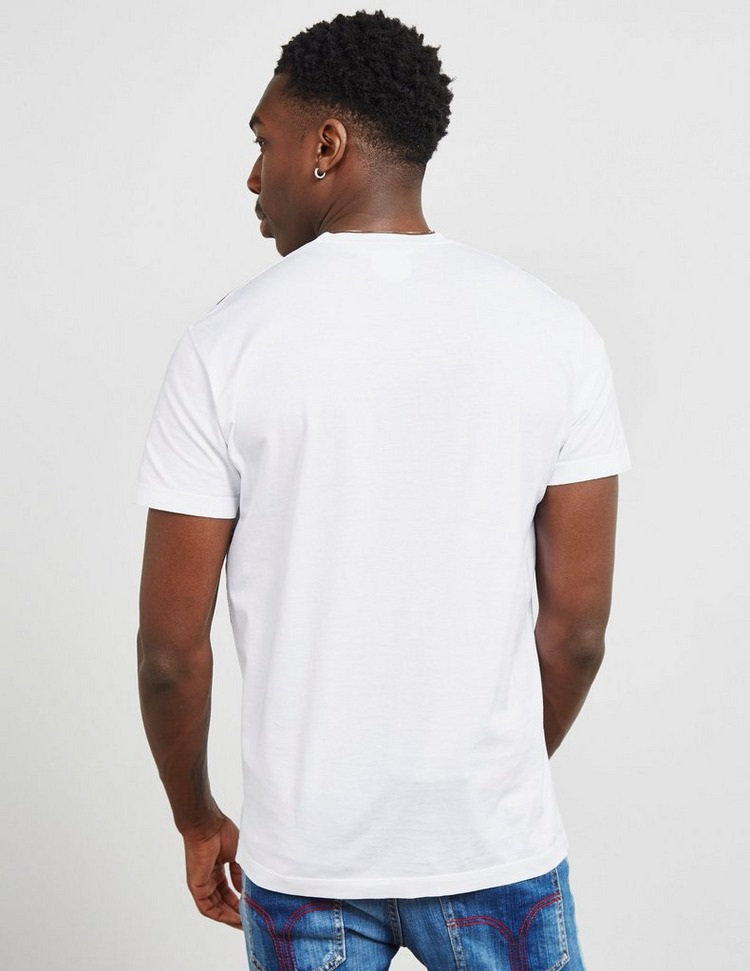 Dsquared2 Tape Print Short Sleeve T-Shirt