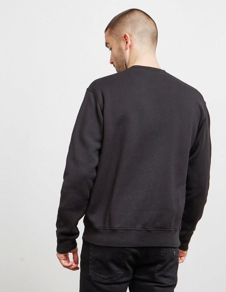 Dsquared2 Split Text Sweatshirt