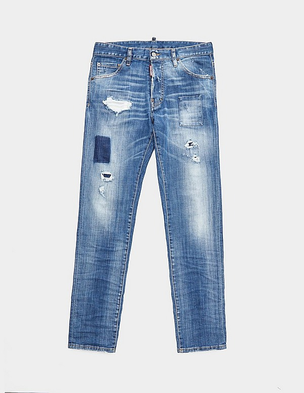 Dsquared2 Cool Guy Maple Slim Jeans