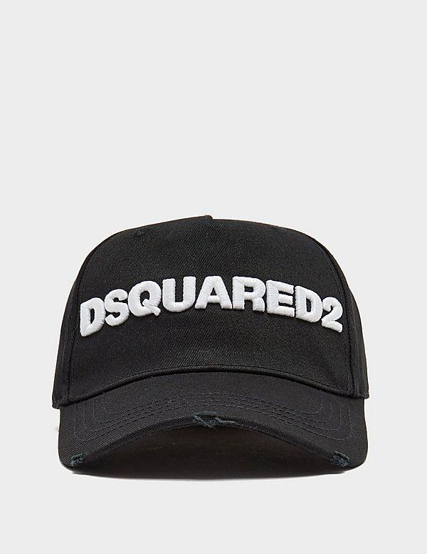 Dsquared2 Text Logo Cap
