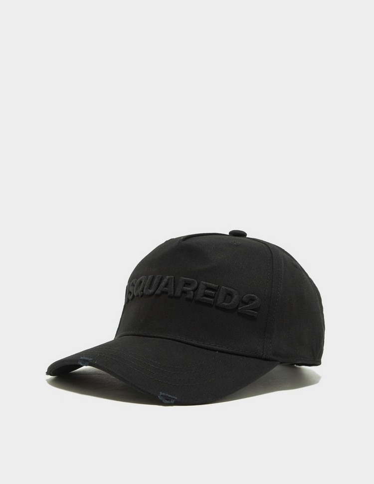 Dsquared2 Text Logo Cap