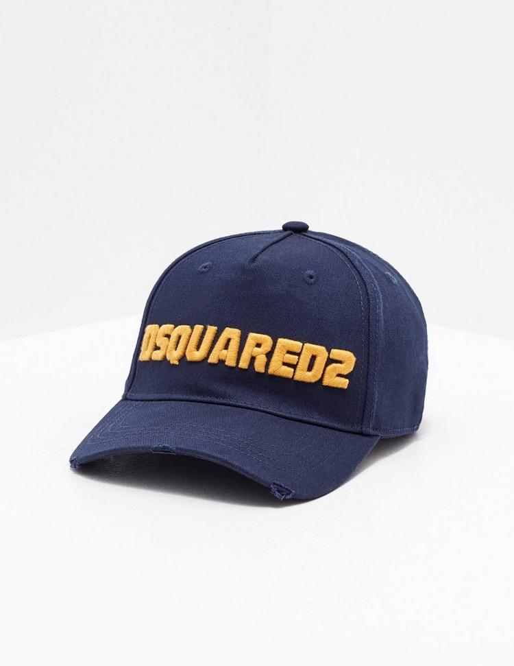Dsquared2 Italic Logo Cap