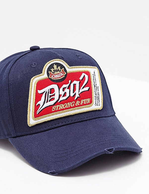 Dsquared2 Beer Patch Cap