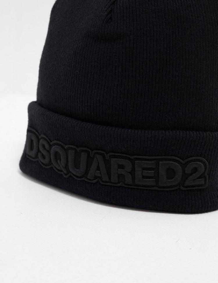 Dsquared2 Tonal Logo Beanie